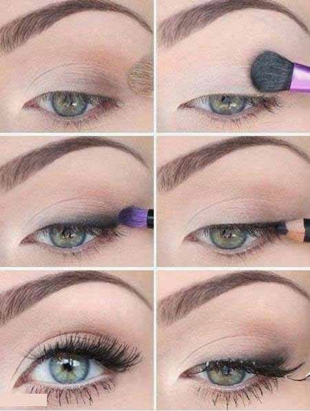 Eye Make Up Trends For Ladies...