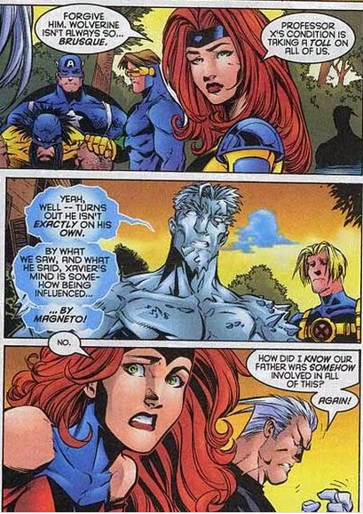 Uncanny XMen 335-Avengers