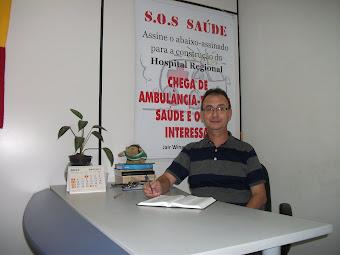 JAIR WINGERT SUGERIU VACINA AOS PROFESSORES