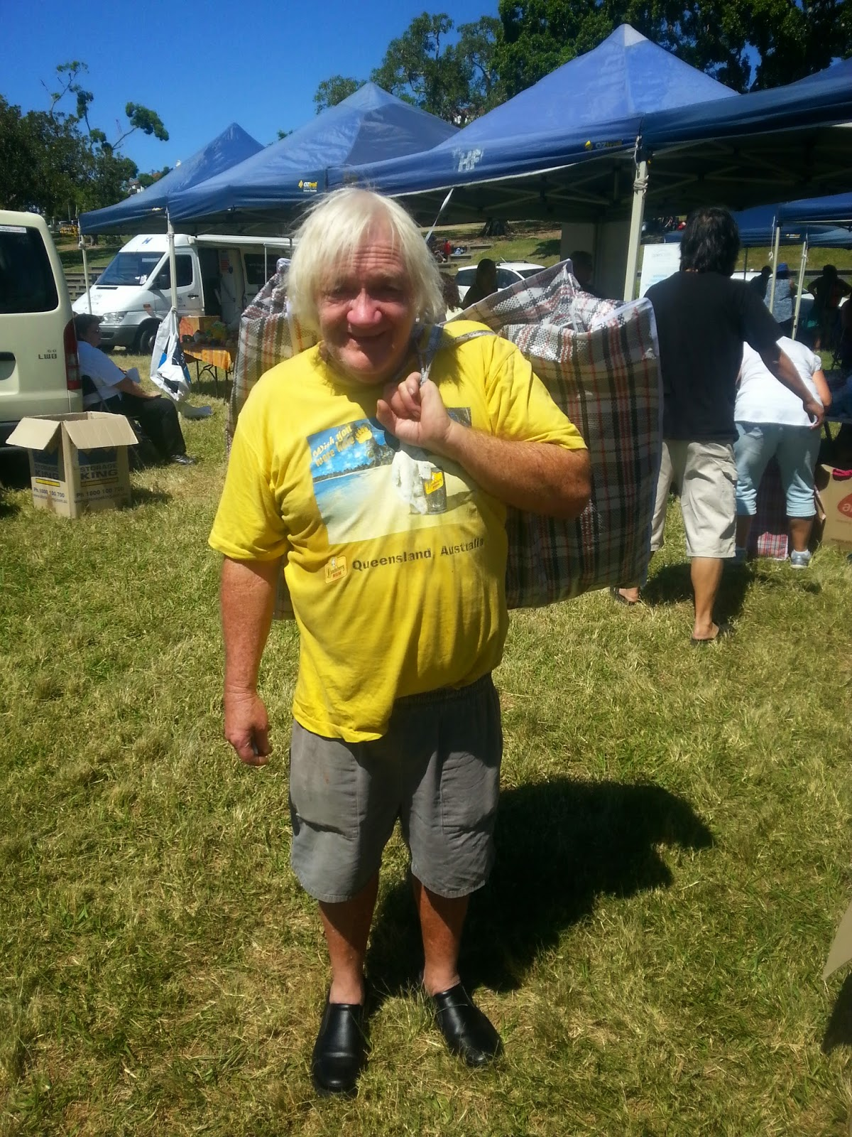 21 Homeless Stories Another Awesome Bbq For The