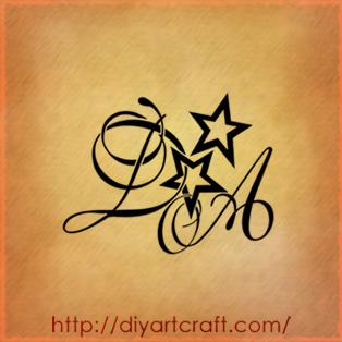 K And M Tattoo Home Tatuaggi Lettere Tatuaggio Lettera K Min Stile Gotico Pictures