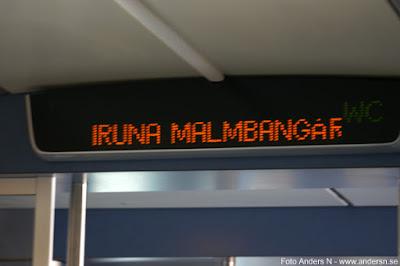 Kiruna Malmbangård