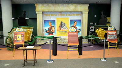 "Chariot from ""Ben Hur"" (1959)"