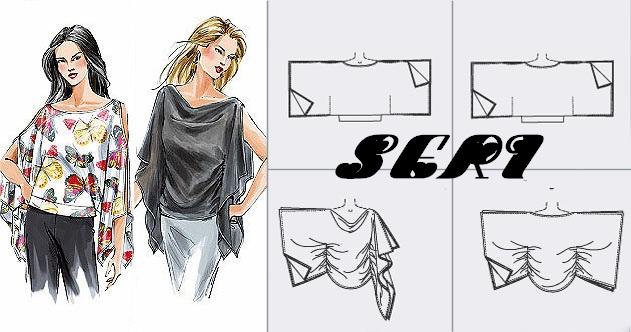 Как скроить блузку своими руками