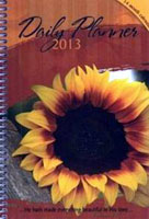 Daily Planner 2013 - Sue Hooley