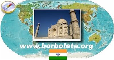 Borboletas da Índia