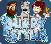 เกมส์ Puppy Stylin'