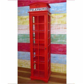 Cristaleira Telephone Londres R$ 520,00