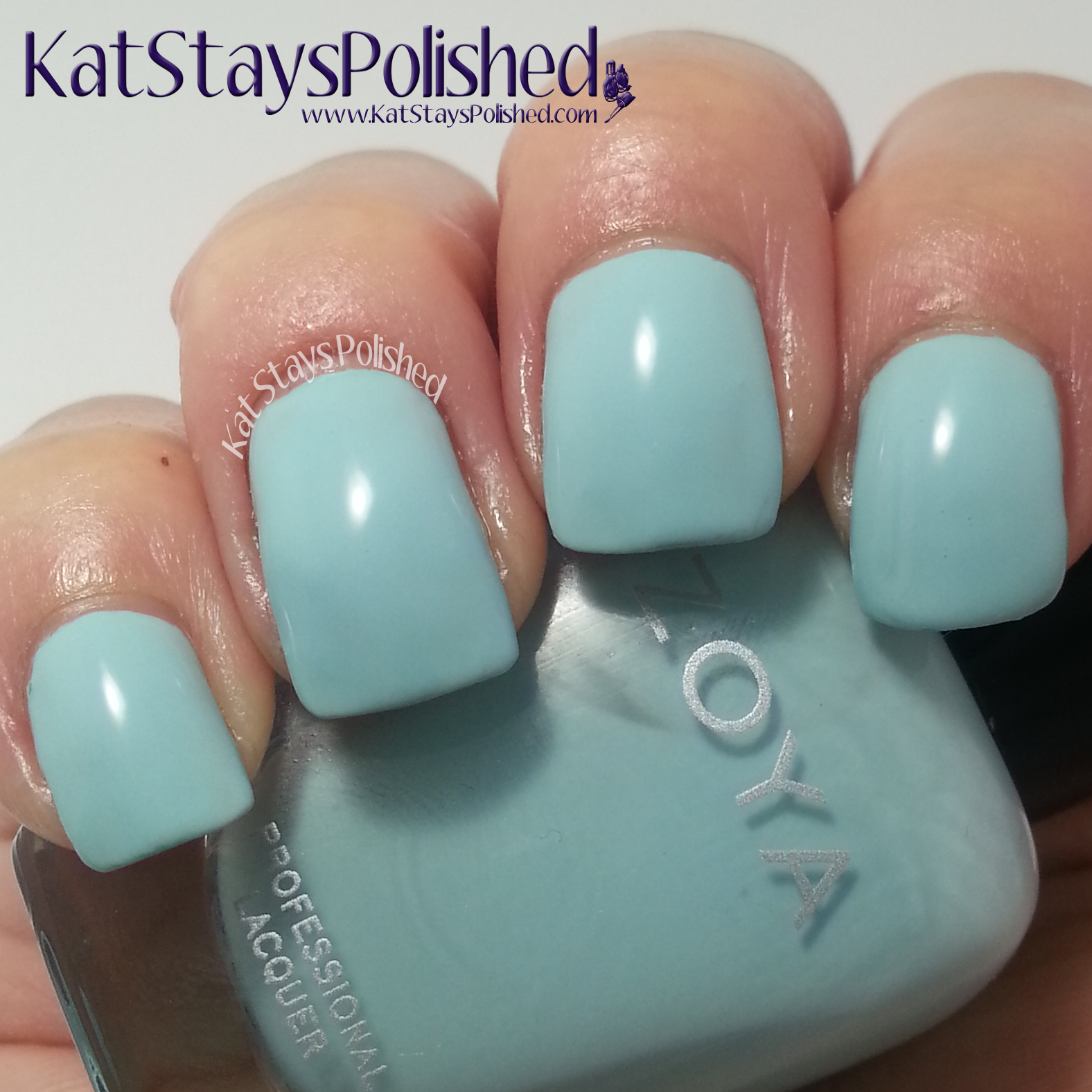Zoya Delight - Lillian | Kat Stays Polished