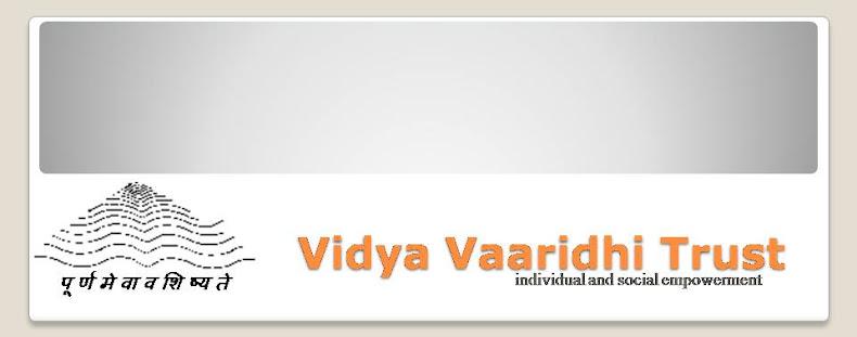 Vidya Vaaridhi Trust
