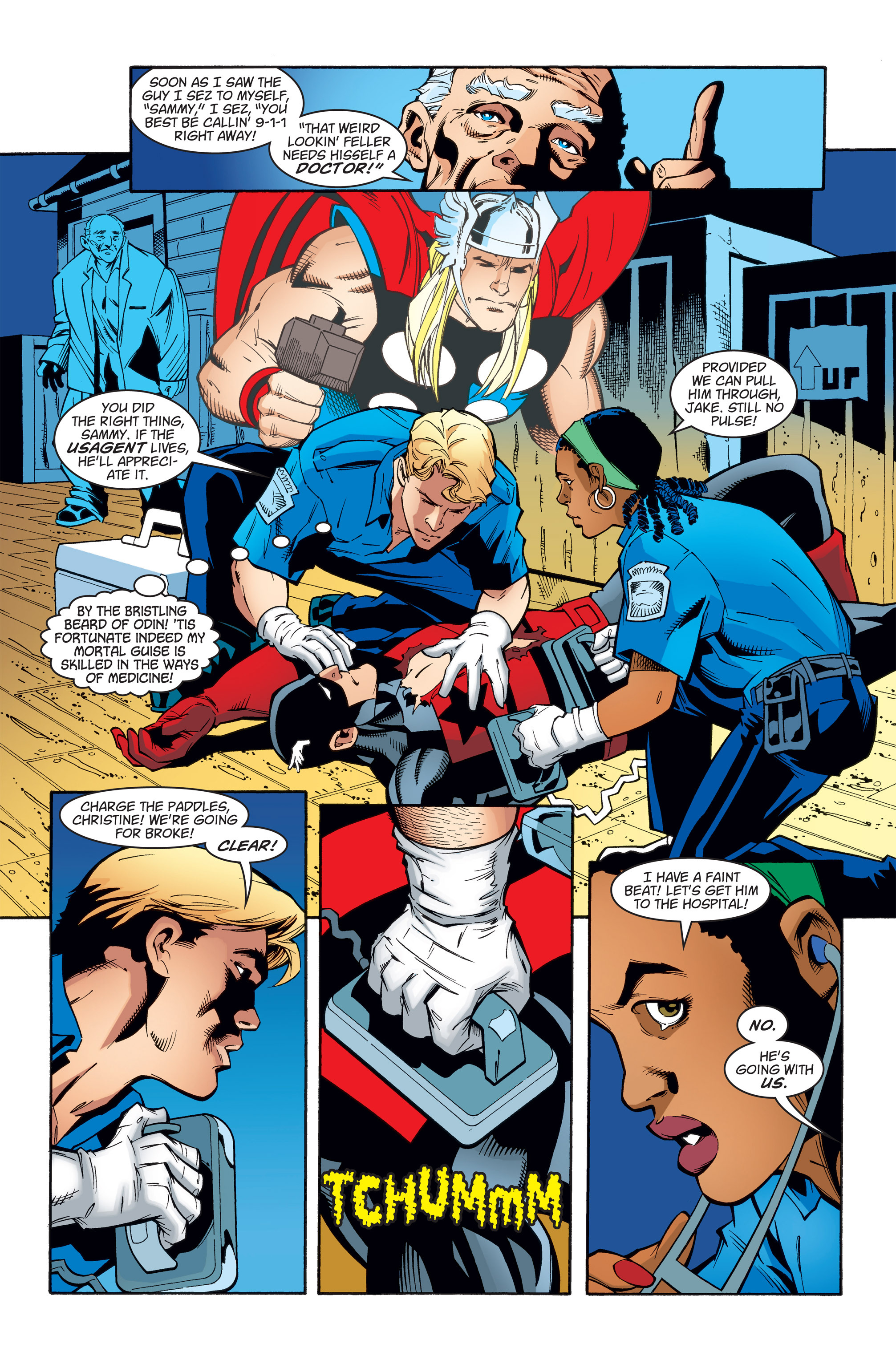 Captain America (1998) Issue #34 #40 - English 6