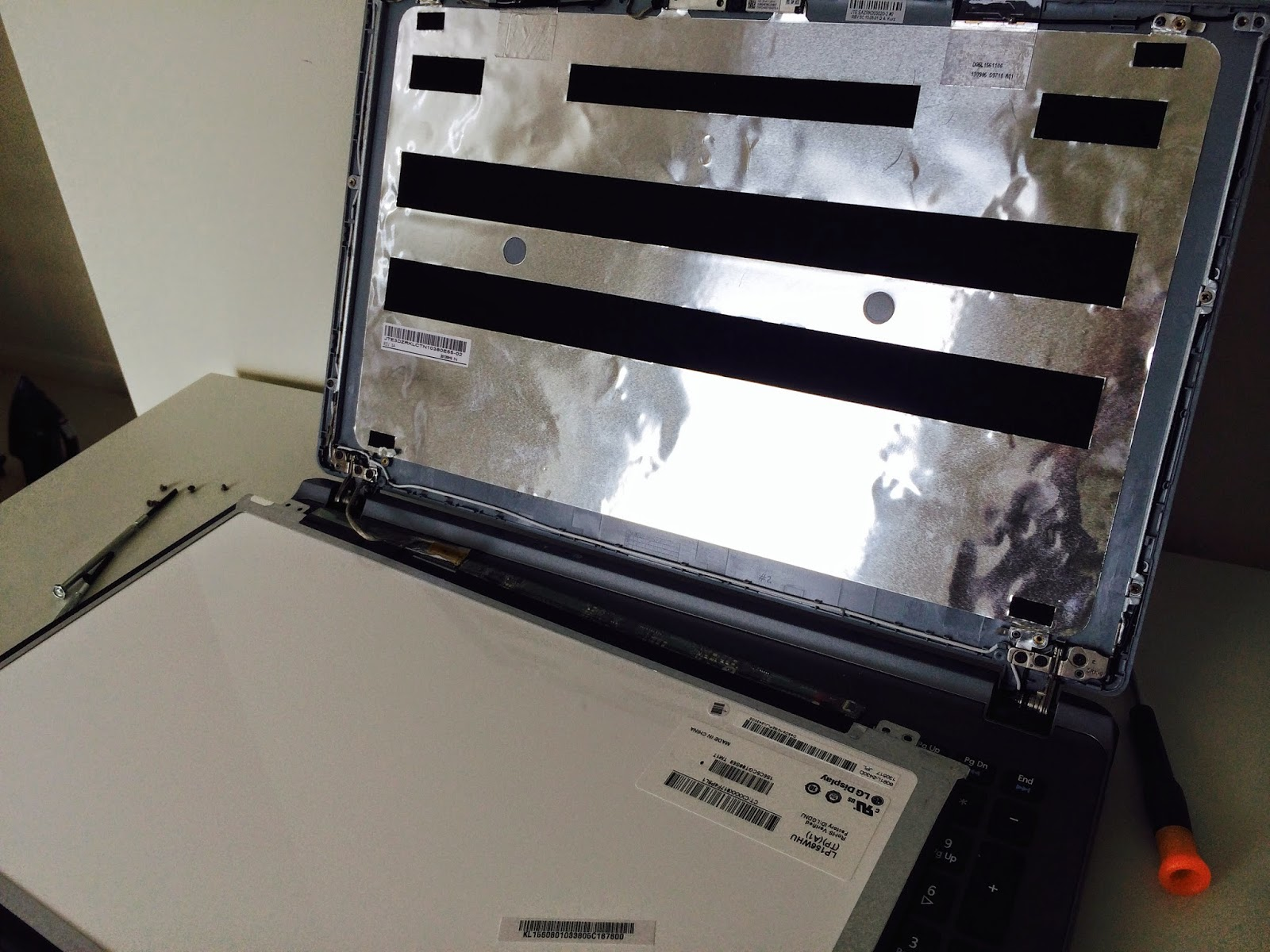 screen for Acer Aspire V5-552