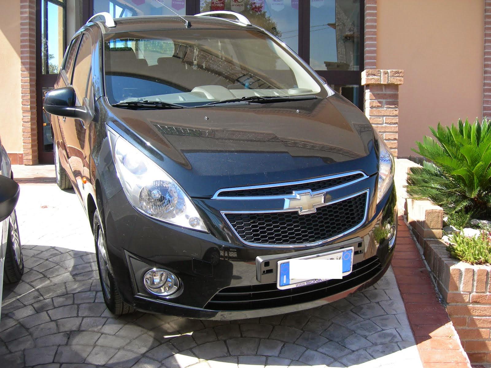 Chevrolet Spark 1.2 anno 2011 50.000 km acc: full optional 6.5000,00 euro