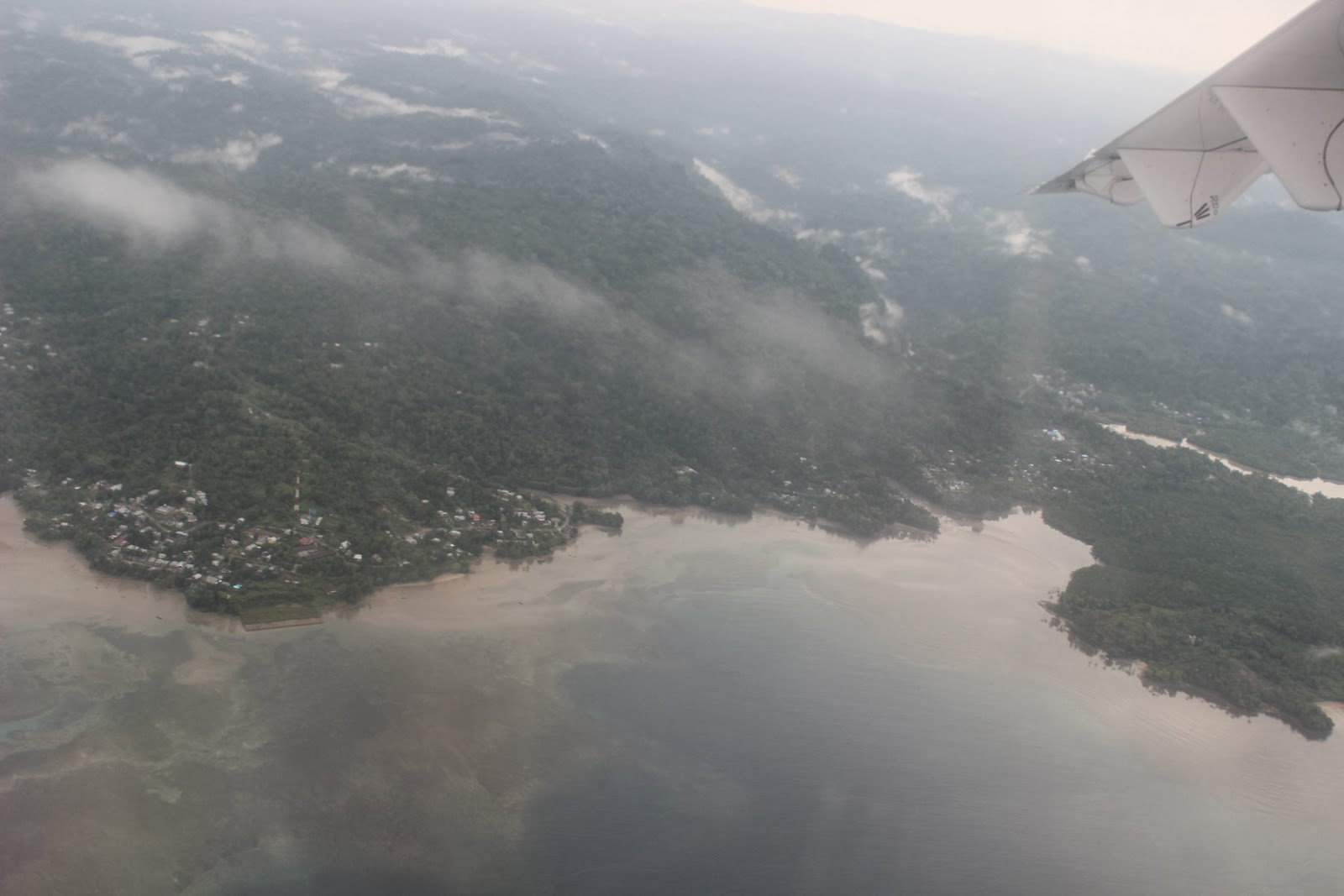 Gambar Kota Fak Fak dari Udara tahun 2014 - Ardi La Madi's ...