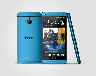 HTC confirms Finally Color Blue HTC One phone