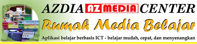 AZDIA Center | Aplikasi Belajar Anak