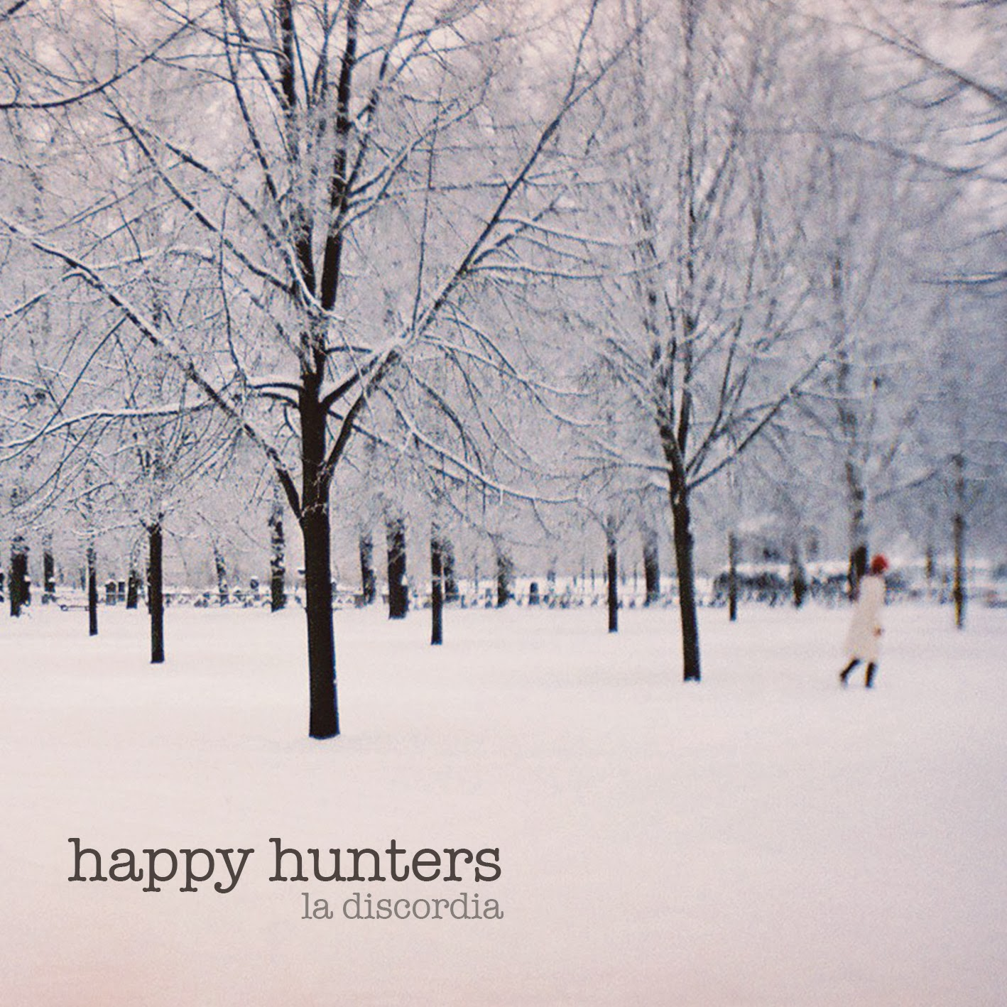 The Happy Hunters La discordia
