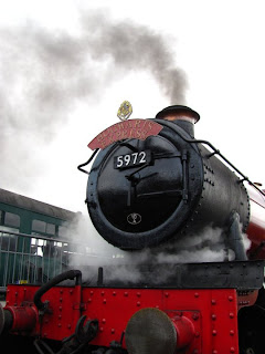 Hogwarts Express in mostra a York, National Rails Museum
