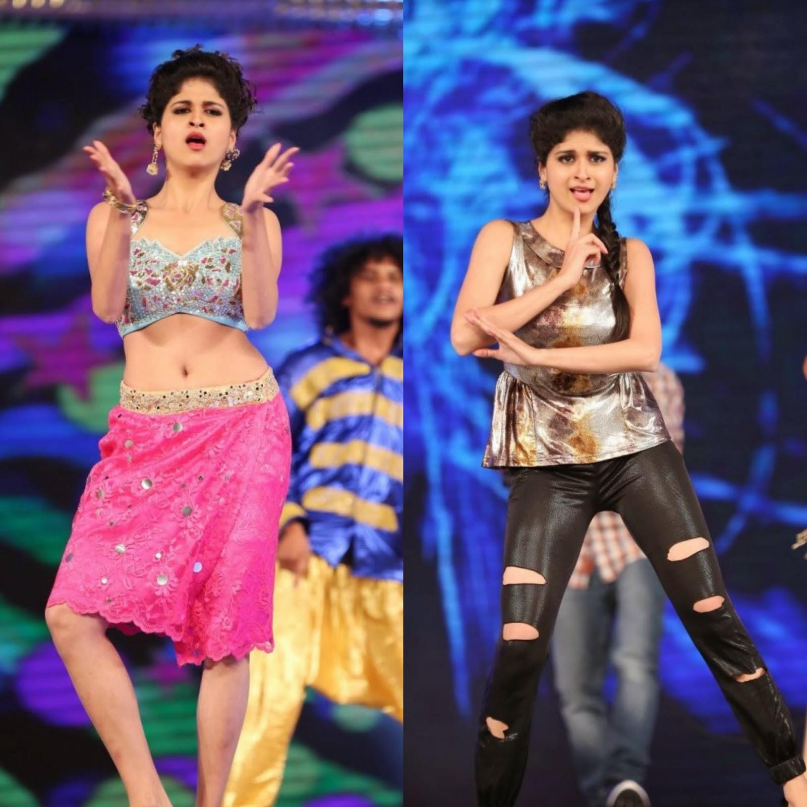 Actress Naveena Hot Spicy Dance Performance Photos Gallery at Gama Awards 2014