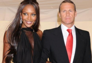 Naomi Campbell spare de son riche milliardaire ? 