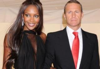 Naomi Campbell séparée de son riche milliardaire ?