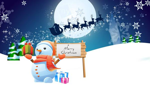 Merry Christmas 2016 SMS Messages Wishes 3