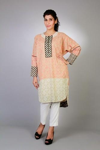 Sanam Chaudhri Eid Collection 2014