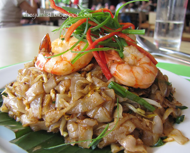 Islander, Traders Hotel, Georgetown, Penang, local, Nyonya, international, seafood