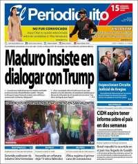 15/02/2020  PRIMERA PAGINA DE EL PERIODIQUITO DE MARACAY