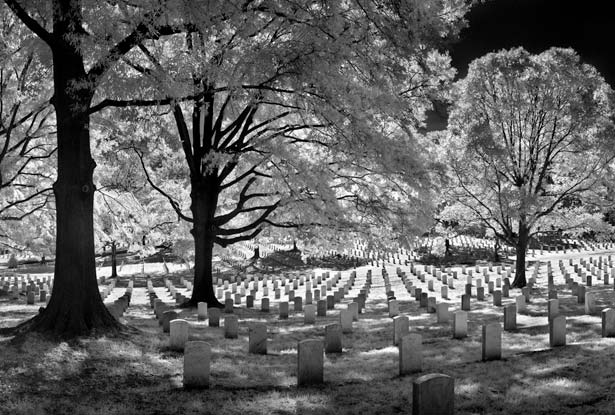 Image result for arlington national cemetery established in 1864 by secretary of w ar edwin stanton