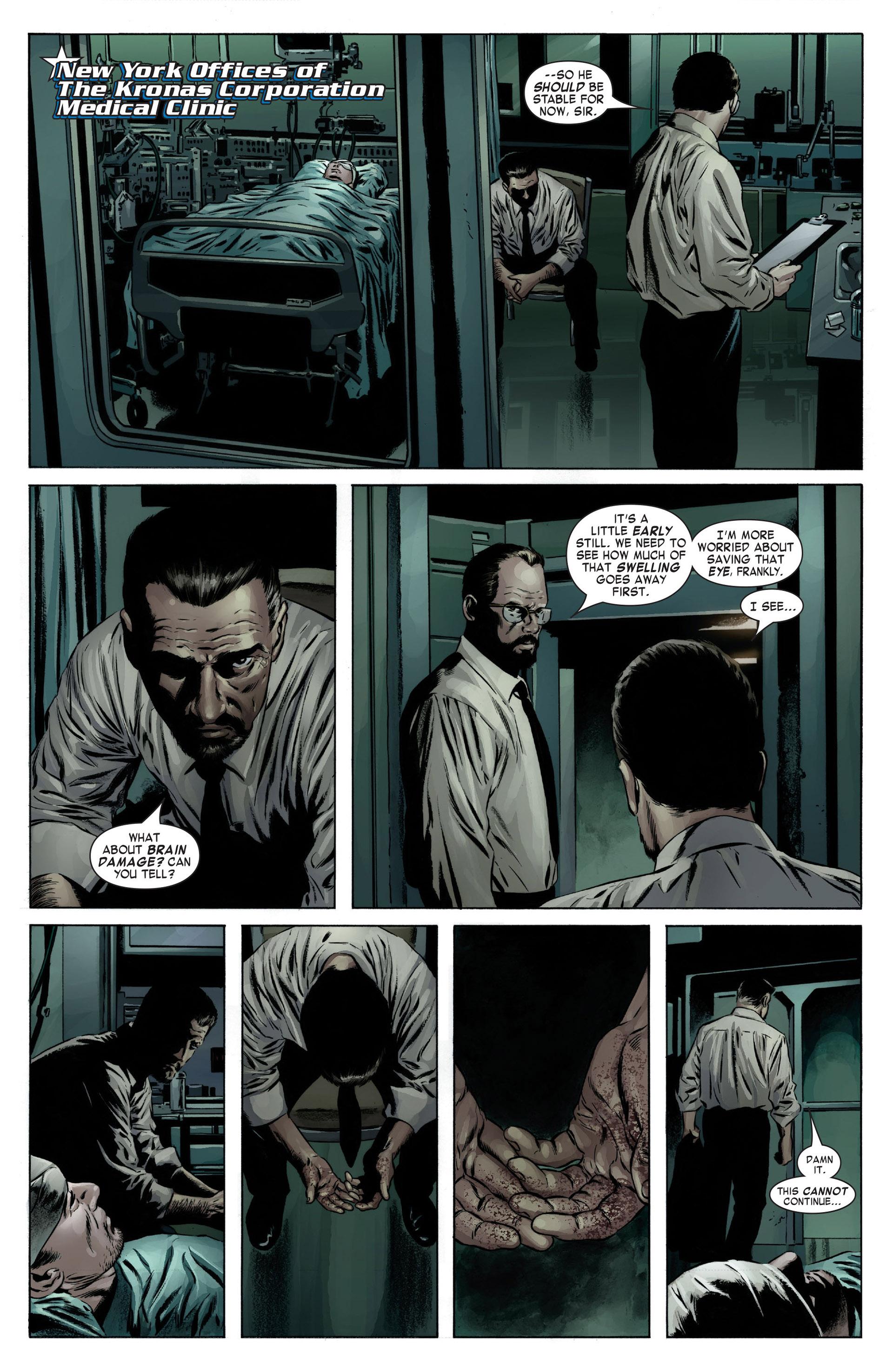 Captain America (2005) Issue #13 #13 - English 2