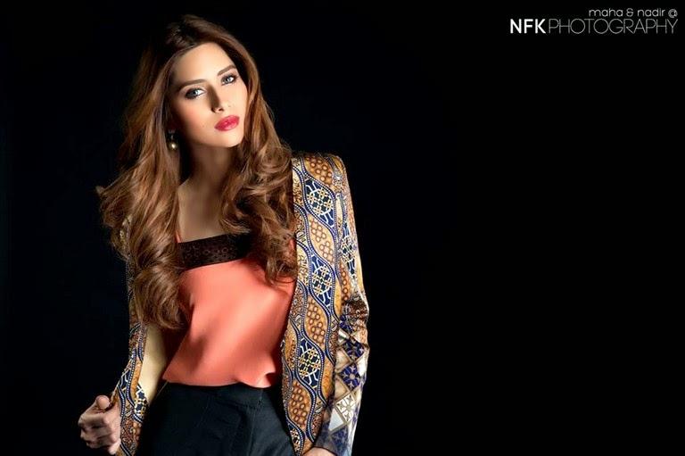 SaniaMaskatiyaPretCollection2014 wwwfashionhuntworldblogspot 2  - Sania Maskatiya Pret Eid Dresses 2014-2015