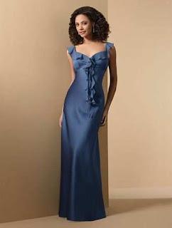 fotos de vestidos de cetim