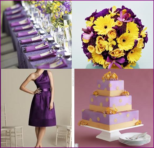 Wedding By Designs Wedding Color Combinations Color