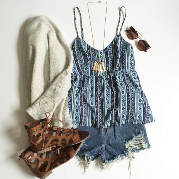 Latest Summer Outfits Ideas #27.