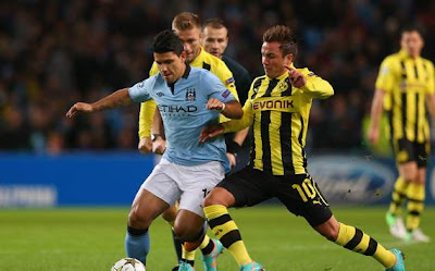 Hasil dan Video Gol Manchester City vs Borussia Dortmund Tadi Malam