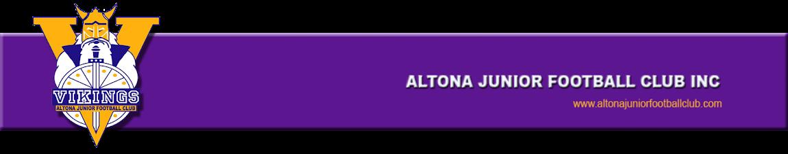 Altona Junior Football Club