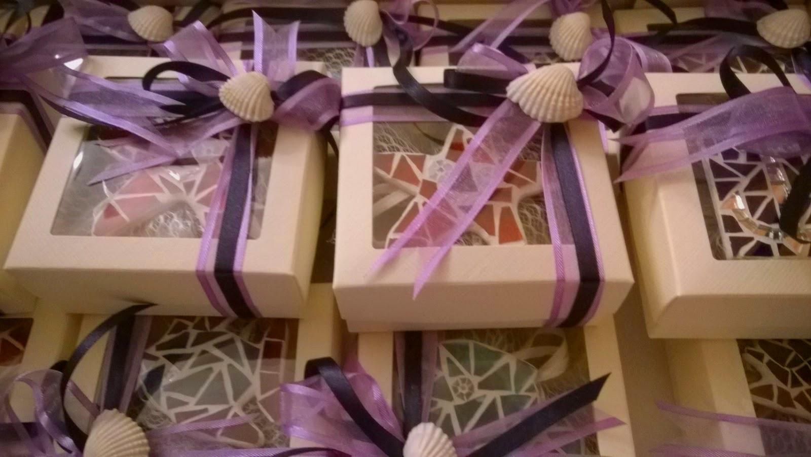 Bomboniere Matrimonio Tema Natalizio : Un pezzo alla volta buon natale con le bomboniere a tema marino