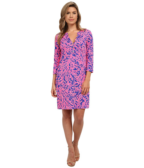lilly pulitzer alessia tropical pink did you catch that after party sale