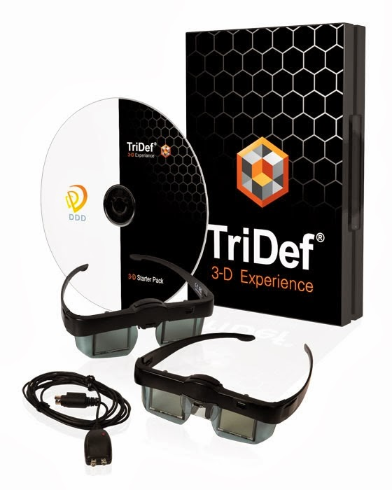 TriDef+3D TriDef 3D 6.1 Build 11544 Multilingual