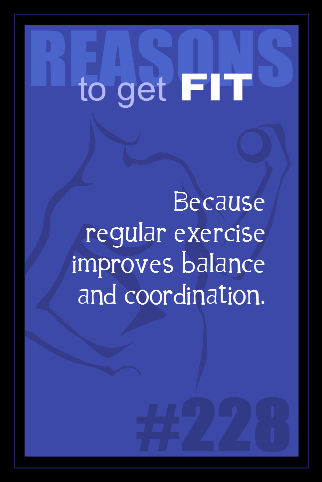 365 Reasons to Get Fit #228