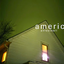 AMERICAN FOOTBALL   S/T Full Length, Deluxe Colored Vinyl Re-Issue