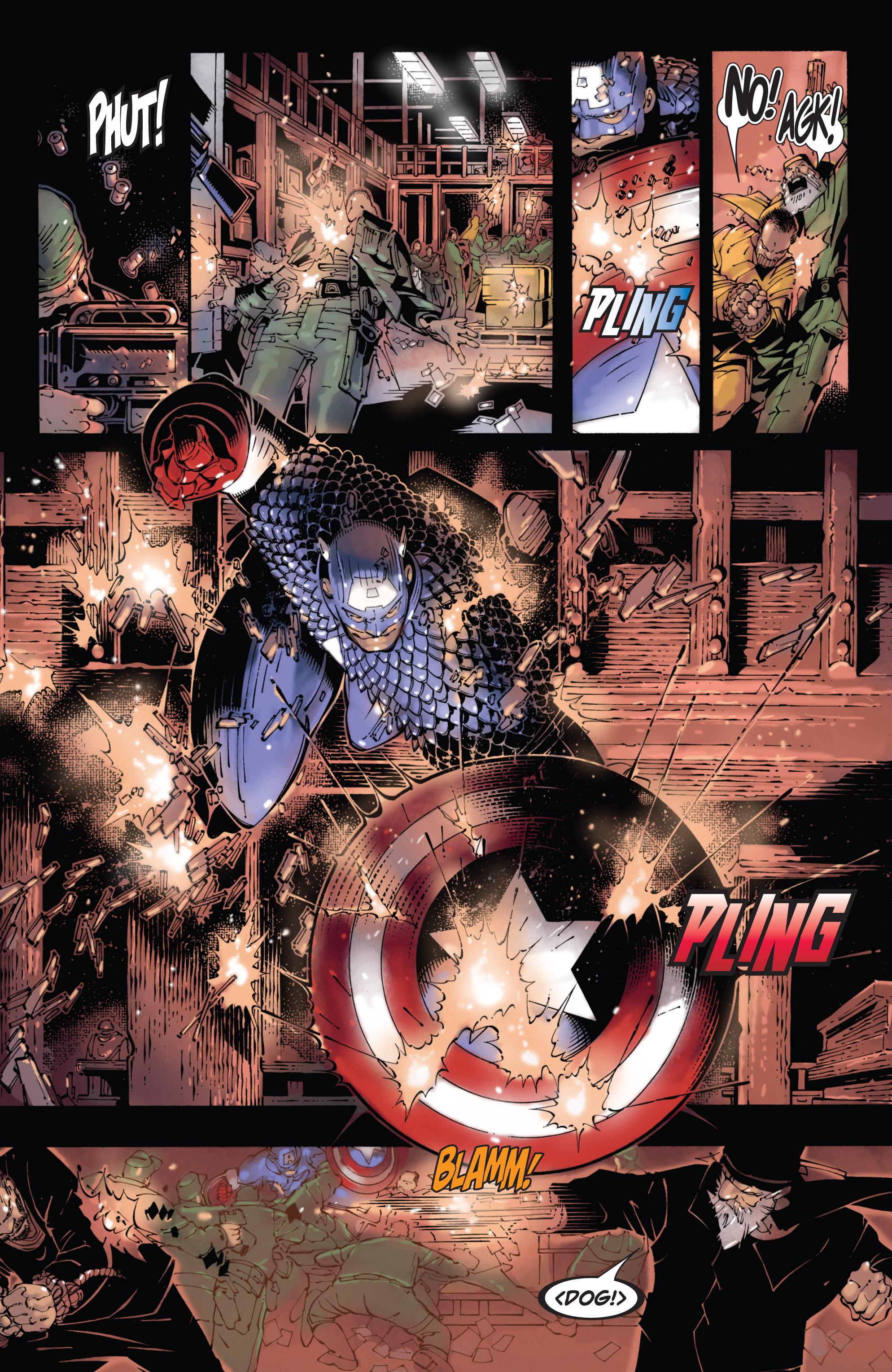 Captain America (2002) Issue #24 #25 - English 19