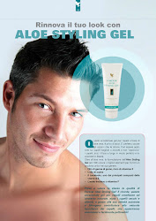 Aloe styling gel