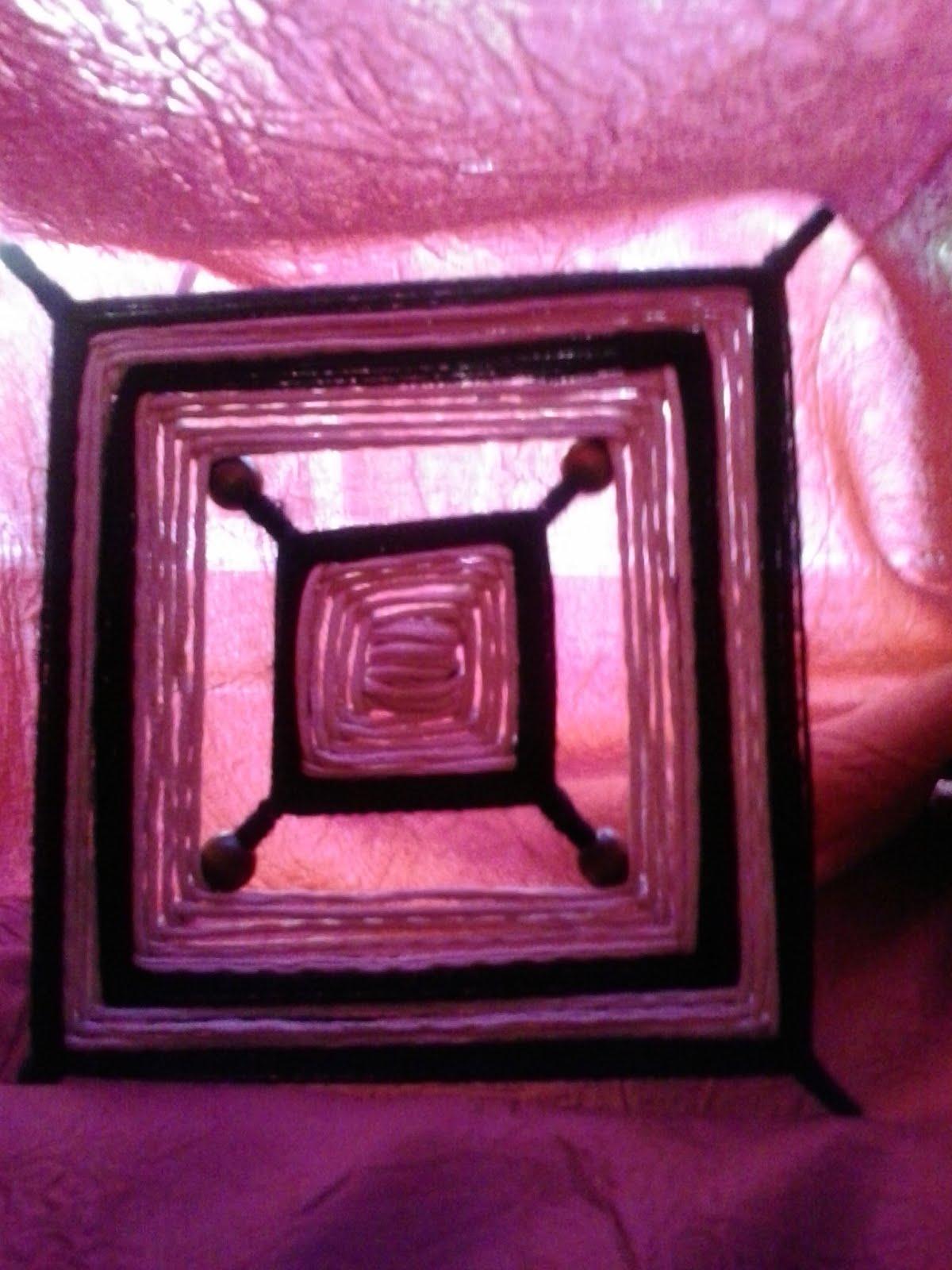Amuleto Ojo de dios