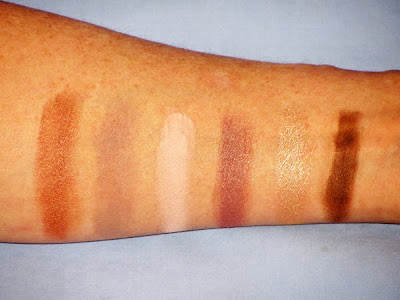 Smashbox Photo Op Shadow Palette Softbox II Swatches