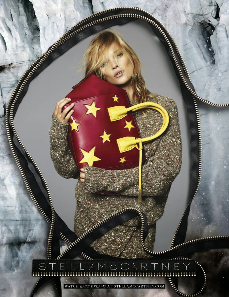 Stella McCartney Fall Winter 2015 campaign Publicidad Subliminal