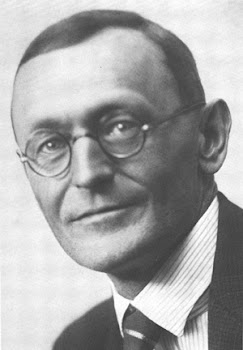Hermann Hesse - (2/7/1877 - 9/8/1962)
