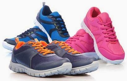 Sportowe buty z Biedronki