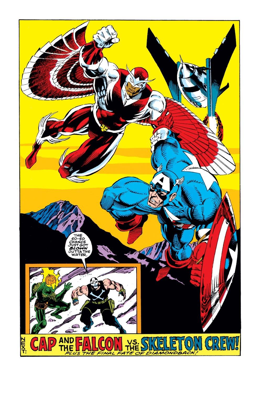 Captain America (1968) Issue #409 #358 - English 23